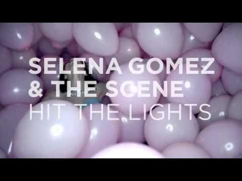 Download Selena Gomez & The Scene - Hit The Lights (teaser #2)