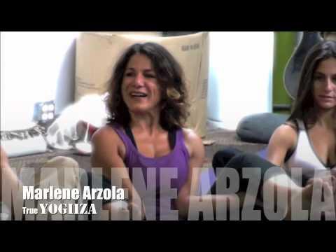 True YOGiiZA, Marlene Arzola, I like Organic Cotton yoga clothes because..