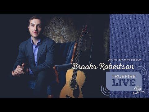 TrueFire Live: Brooks Robertson - Harp Harmonics