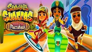 Subway Surfers - Marrakesh (Morocco) Update Gameplay Video