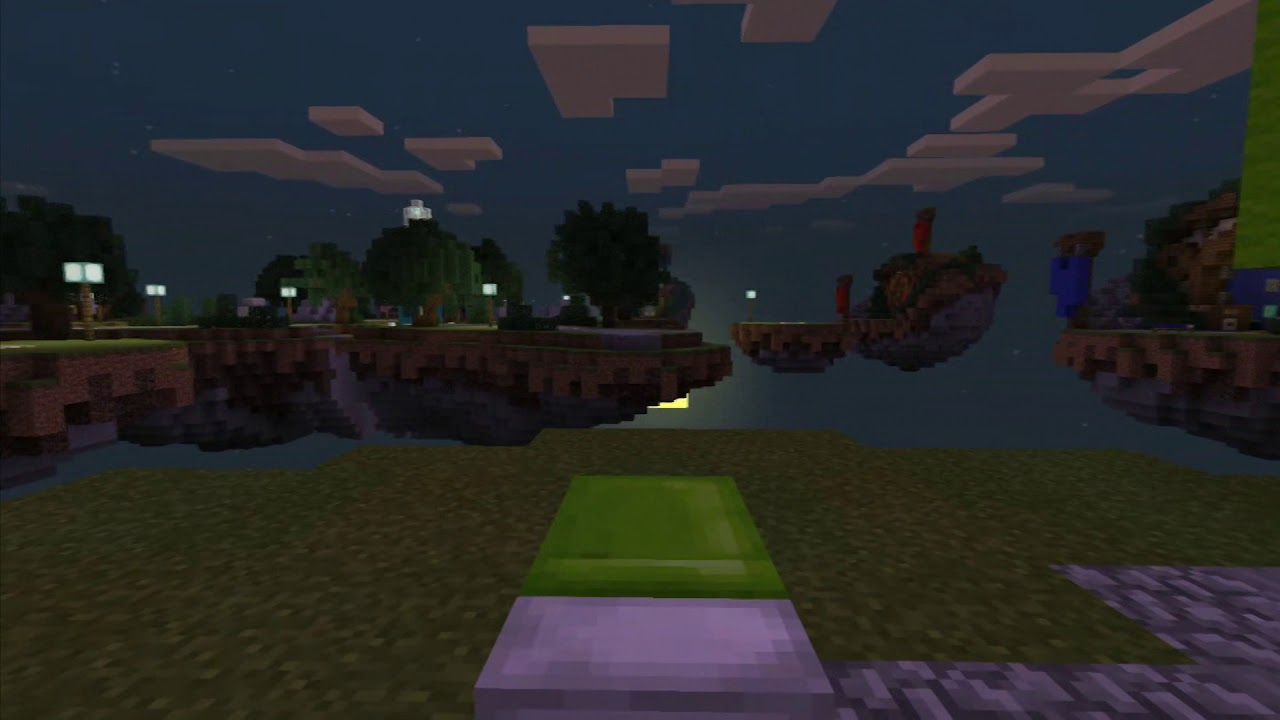 Minecraft PE map - The Redstonist Bedwars  MCPE map  Download Mcworld