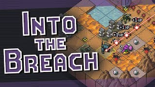 MECH FIGHTS GIANT BUG | Into The Breach