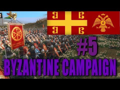 SS6.4 Byzantine Campaign - Make Rome Great Again #5