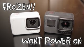 How To Fix GoPro Hero 7 That Wont Power On