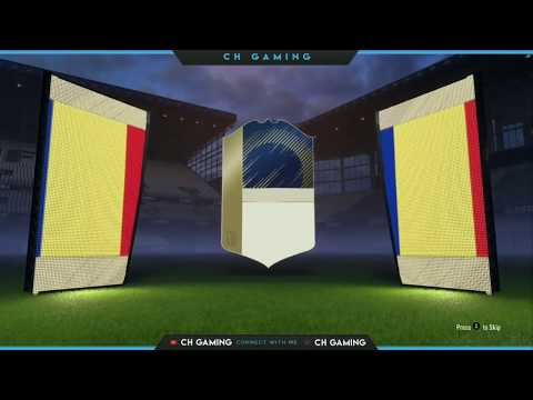 FIFA 18 MY BEST PACKS (ICON)