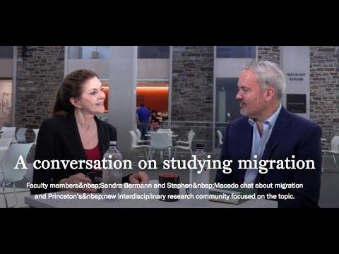 A conversation on migration