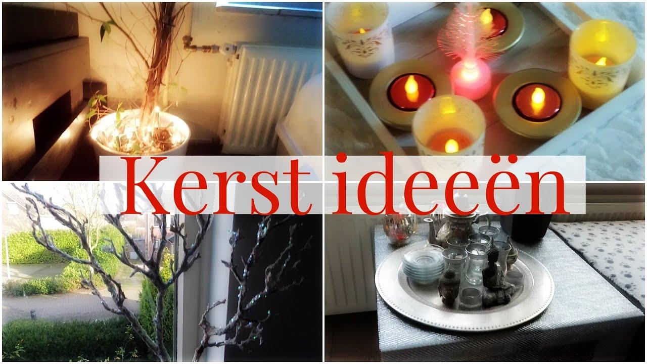 Kerst idee n voor in huis shoppingsarah youtube for Kerst ideeen voor in huis