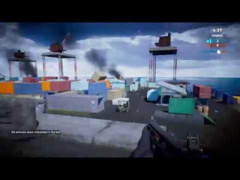 Far Cry 5 Arcade: Battlefield 3 Noshahr Canals Map - Created by leker7 |