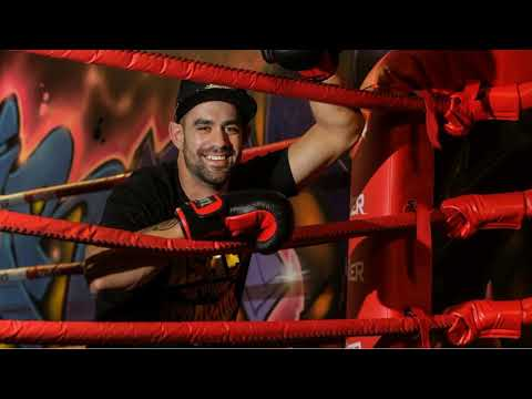 Asher Derbyshire Head Coach Of Wellington Boxing Gym, New Zealand Interview
