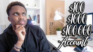 Quit your Job And Trade FOREX Full time | How Much Do You Need?