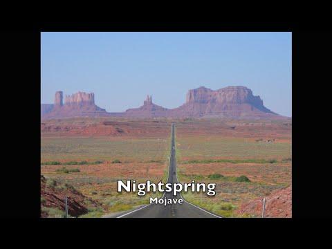 Nightspring - Mojave (lyric video)