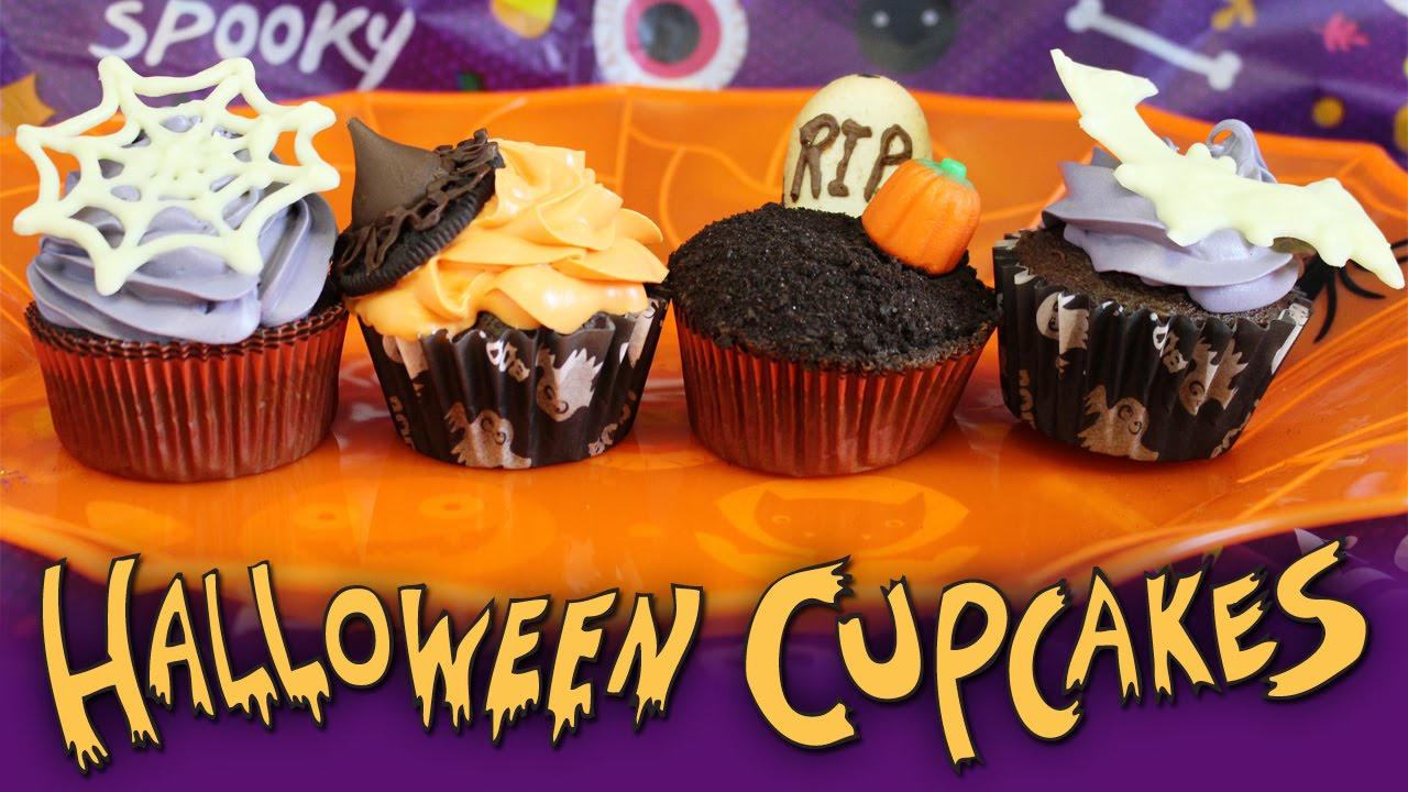 easy halloween cupcake decorating ideas tasty delights