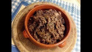 La mejor receta para preparar una liebre/Receta de la liebre,receta de la abuela.