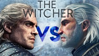 Netflix's The Witcher vs. The Witcher Games - Inside Gaming Daily