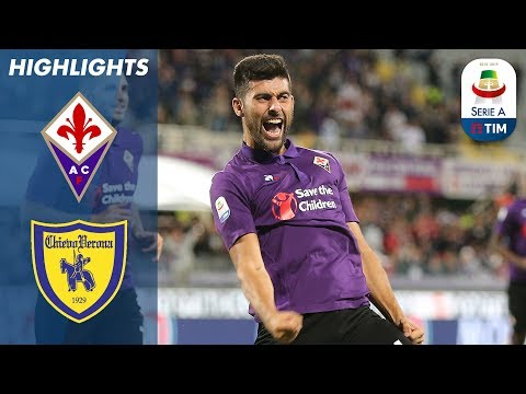 Fiorentina 6-1 Chievo | I Viola sorpassano il Chievo con 6  reti | Serie A