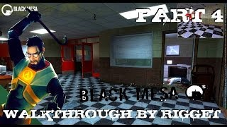 Black Mesa Прохождение Часть 4