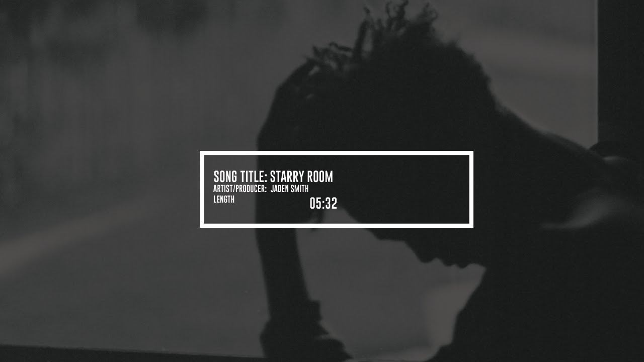 Jaden Smith - Starry Room