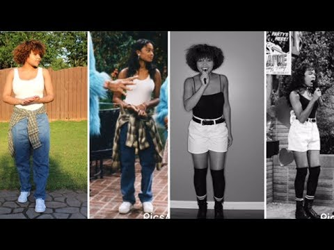 STYLE STEAL| ASHLEY BANKS| FRESH PRINCE OF BEL AIR