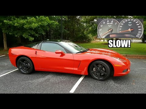 Why do Sports Car/Super Car Owners Drive so SLOW??