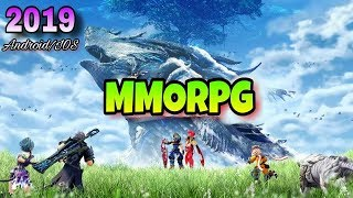 TOP 10 BEST MMORPG GAMES FOR ANDROID 2019 [ HIGH GRAPHIC ]