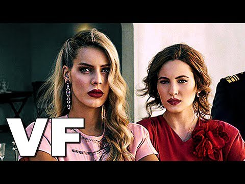 ALTA MAR Bande Annonce VF (2019) Série Netflix