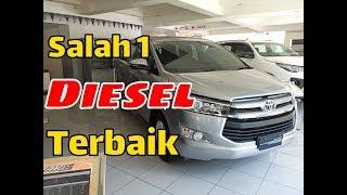 Toyota Kijang Innova 2.4 G 2019 (Non-Luxury) | Diesel Reborn Termurah , Dapat Apa Saja ?