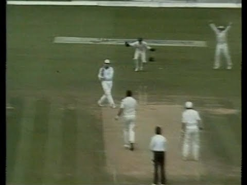 The worst shot from an opening batsman you've ever seen in a test match