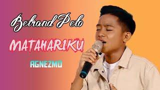 Download Lagu Betrand Peto - Matahariku | Agnezmo | Lirik mp3