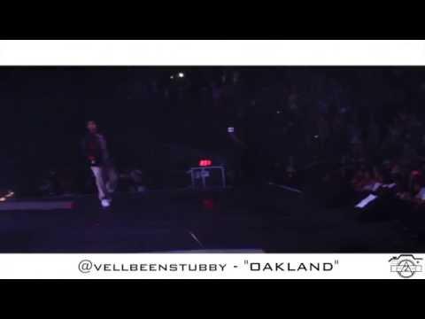 YG & DJ Mustard bring out Vell at KMEL Summer Jam, 2014
