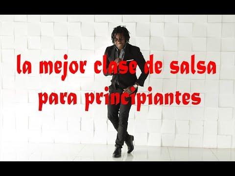 Como Aprender a bailar SALSA - Pasos para Principiantes #1