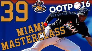 Miami Masterclass Ep 39 - Dodgy Dodgers | Out Of The Park Baseball 2016 (@ootpbaseball) #LetsPlay