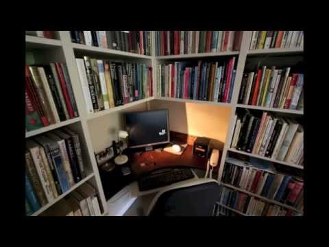 Fitted home office furniture ideas