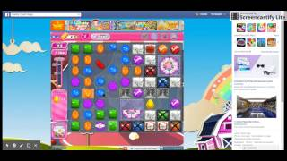 HOW TO... level 1103 candy crush NO BOOSTERS