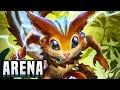 I'm Actually Happy With That! (Ratatoskr Build) - SMITE Ratatoskr Arena Gameplay