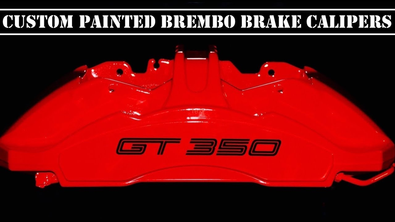 Getting Calipers PowderCoated? - Brakes, Chassis and