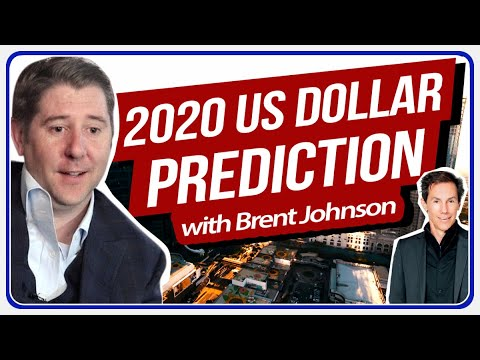 US Dollar Forecast 2020: Why Is The Dollar Rising During COVID? (Brent Johnson Explains)
