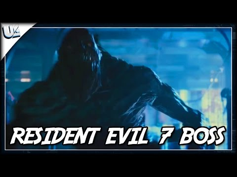 Resident Evil 7 Boss, Main Boss, Final Boss ADVANCED MOLDER Or BLOODSHOT? - News Update 2