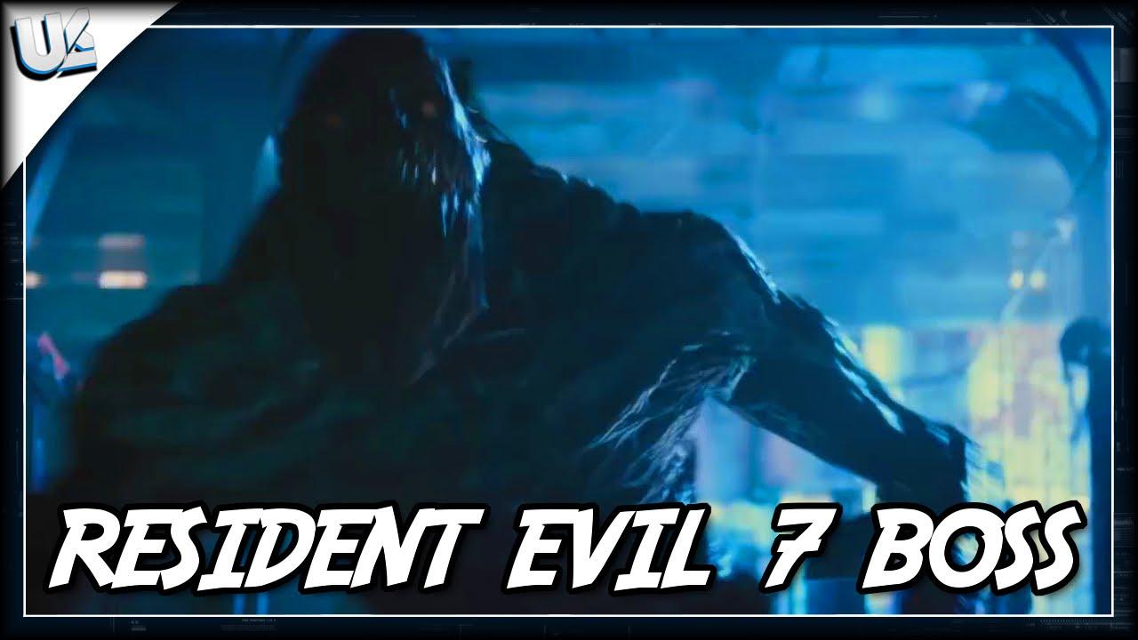 Resident Evil 7 Boss Main Boss Final Boss Advanced Molder Or