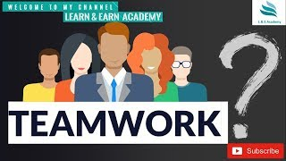 What is Teamwork ?