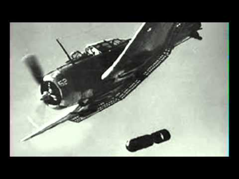 Classic WW2 Prop plane dive and strafe sound FX (universal and cinesound)