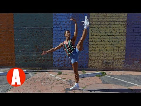 This Gay, Black Ballet Dancer Busts Stereotypes | Advocate People | The Advocate