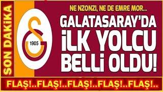 Galatasaray'da Şok! I Yıldız İsim Ayrılıyor... I Son DAKİKA