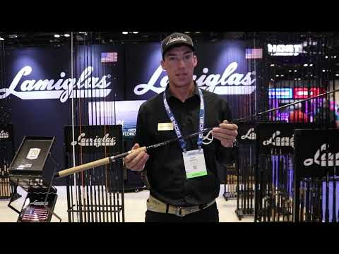 Lamiglas Black Inshore Series Rods - New Additions At ICAST 2019