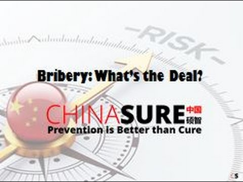 CBBC Webinar: Protect your Business from Bribery and Corruption