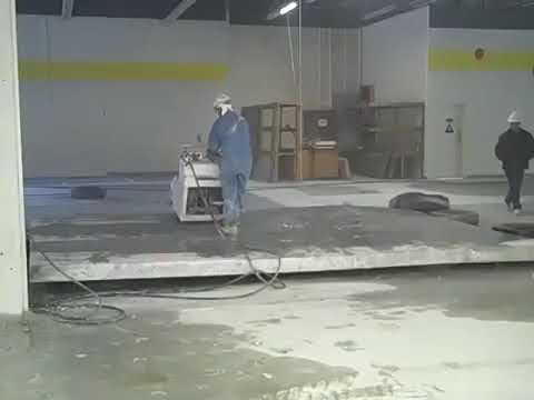 Electric Slab Saw