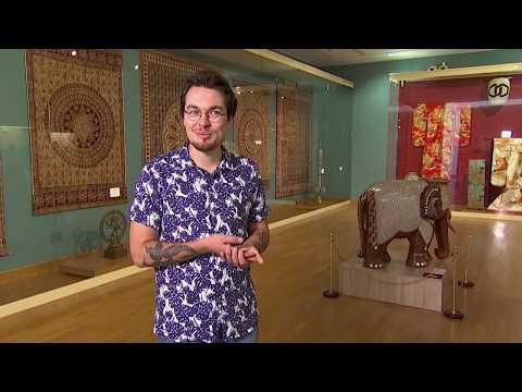 «Я – музейный стендапер» – Никита Монич