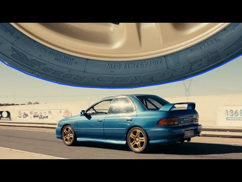 Tyre Test Toyo Proxes R888R at Wakefield - Project Budget Track-Hack WRX Pt5