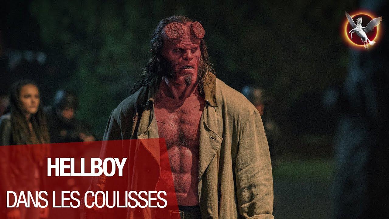 """HELLBOY - Featurette """"Devenir Hellboy"""" VOST"""