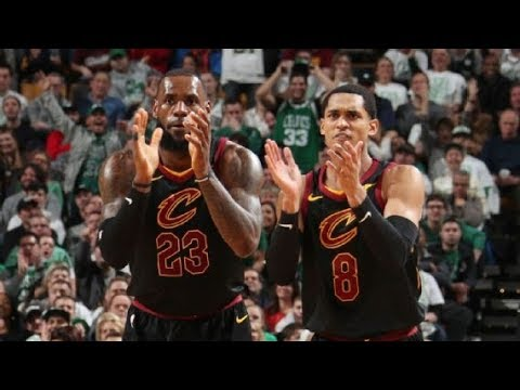 Cleveland Cavaliers new players destroy the Boston Celtics / NBA