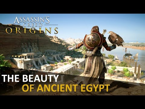 The Beauty of Assassin's Creed Origins | 4K
